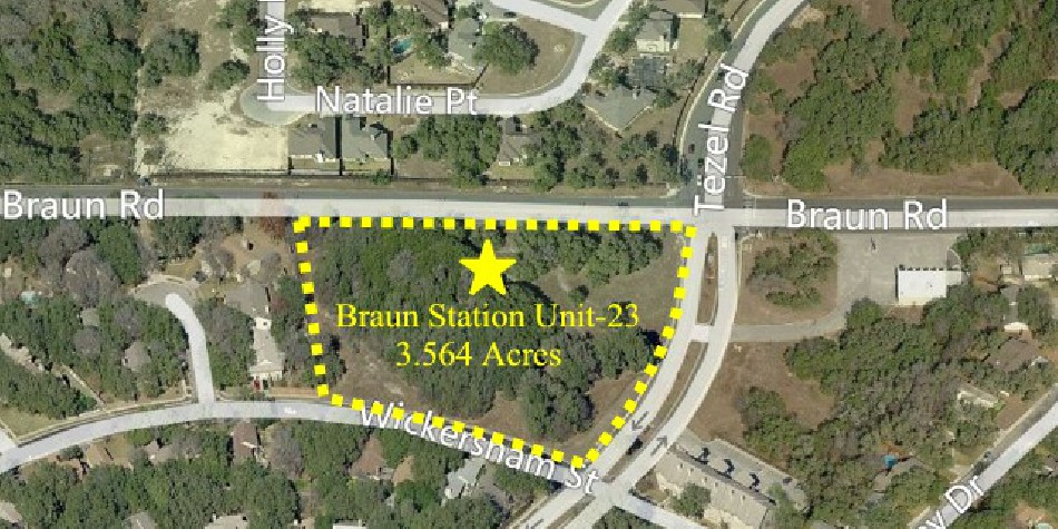 Braun Station Land