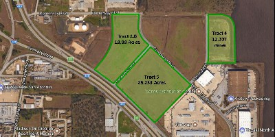 Cornerstone Industrial Park Land