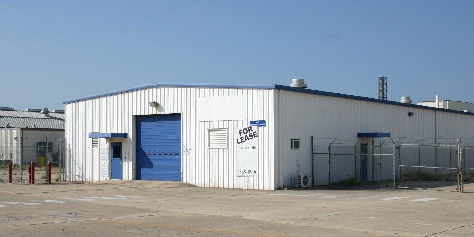 Port San Antonio - 407 Industrial Park